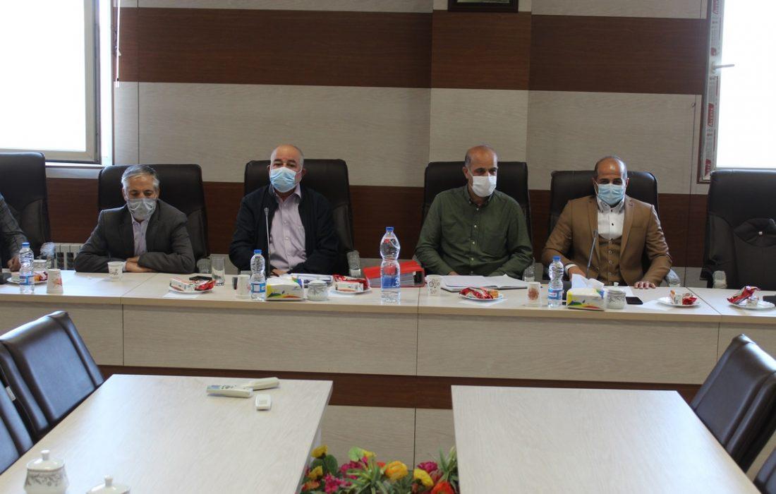 اجلاس فوق العاده اصناف شهریار برگزار گردید