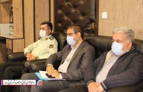 از زحمات جانشین فرمانده انتظامی غرب استان تهران تقدیر شد.