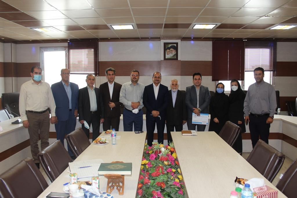 اعضاء جدید هیات مدیره اتحادیه مشاورین املاک شهرستان شهریار رسما معرفی شدند
