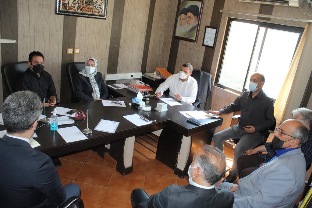 اولین جلسه رسمی هیات مدیره اتحادیه جدید مشاورین املاک شهرستان شهریار برگزار گردید