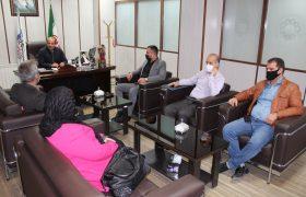 حیدری طی مراسمی از اعضاء هیئت مدیره اتحادیه صنف فروشندگان اتومبیل شهرستان شهریار تقدیر کرد