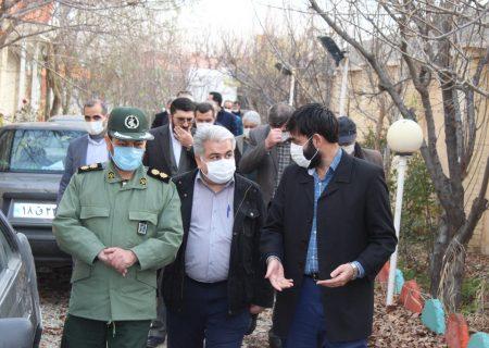 رئیس بسیج اصناف کشور در شهریار از کادر اجرایی و درمانی مرکز توانبخشی نویان تقدیر کرد
