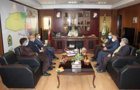 نخستین نشست مشترک مسئولین اتاق اصناف شهریار با نیروی انتظامی غرب استان تهران برگزار شد