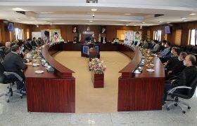 مراسم گرامیداشت و قدردانی از سبزپوشان نیروی انتظامی در شهریار برگزار شد
