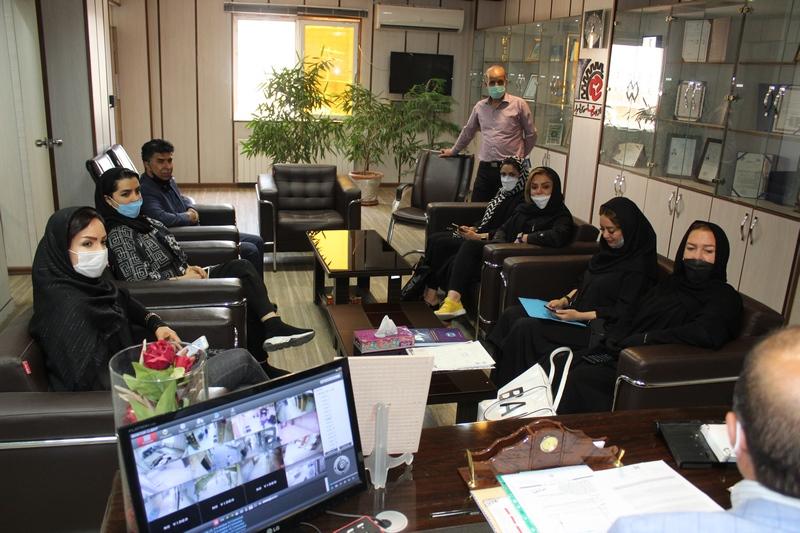 اعضاء هیات مدیره و بازرس جدید اتحادیه آرایشگران بانوان شهرستان شهریار معرفی شدند
