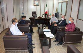 جلسه اعضاء اتاق اصناف شهرستان شهریار برگزار شد