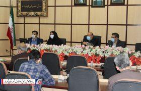 چهارمین جلسه کارگروه تنظیم بازار شهرستان شهریار برگزار شد