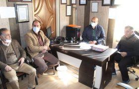 بازدید سرزده حیدری از اتحادیه های صنفی مشاورین املاک و فروشندگان خودرو شهرستان شهریار + گزارش تصویری