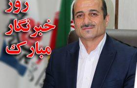 رئیس اتاق اصناف شهریار طی پیامی روز خبرنگار را فعالین عرصه خبر و رسانه تبریک گفت .
