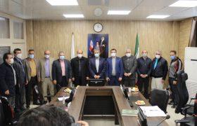جلسه تسریع مشکلات مالیاتی تالارداران شهرستان شهریار برگزار شد