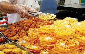 نرخ رسمی زولبیا بامیه ویژه ماه مبارک رمضان در شهرستان شهریار اعلام شد